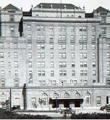 History The Westin Nova Scotian In Halifax