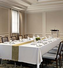 Meetings at      The Westin Nova Scotian  in Halifax