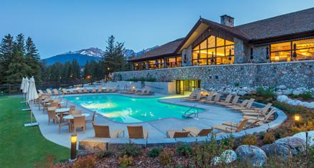 Activities:      Fairmont Jasper Park Lodge  in Jasper