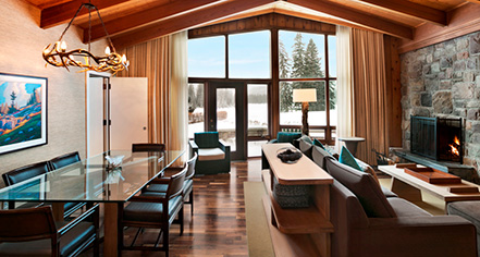 Fairmont Jasper Park Lodge  in Jasper