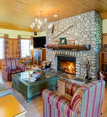 Accommodations:      Fairmont Jasper Park Lodge  in Jasper