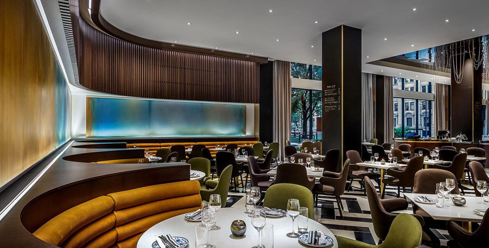 Image of Roselys Restaurant, Fairmont The Queen Elizabeth, 1958, Member of Historic Hotels Worldwide, in Montreal, Quebec, Hot Deals