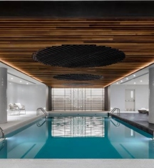 Spa:      Fairmont The Queen Elizabeth  in Montreal
