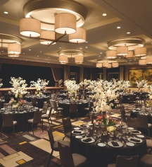 Weddings:      Fairmont The Queen Elizabeth  in Montreal