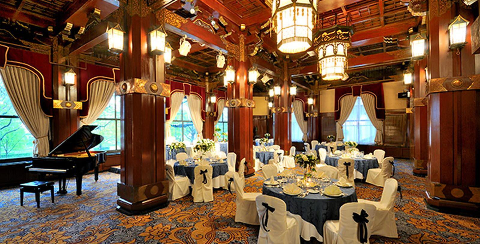 Image of Rainbow Ball Room, Yokohama, Japan, 1927, Member of Historic Hotels Worldwide, Experience