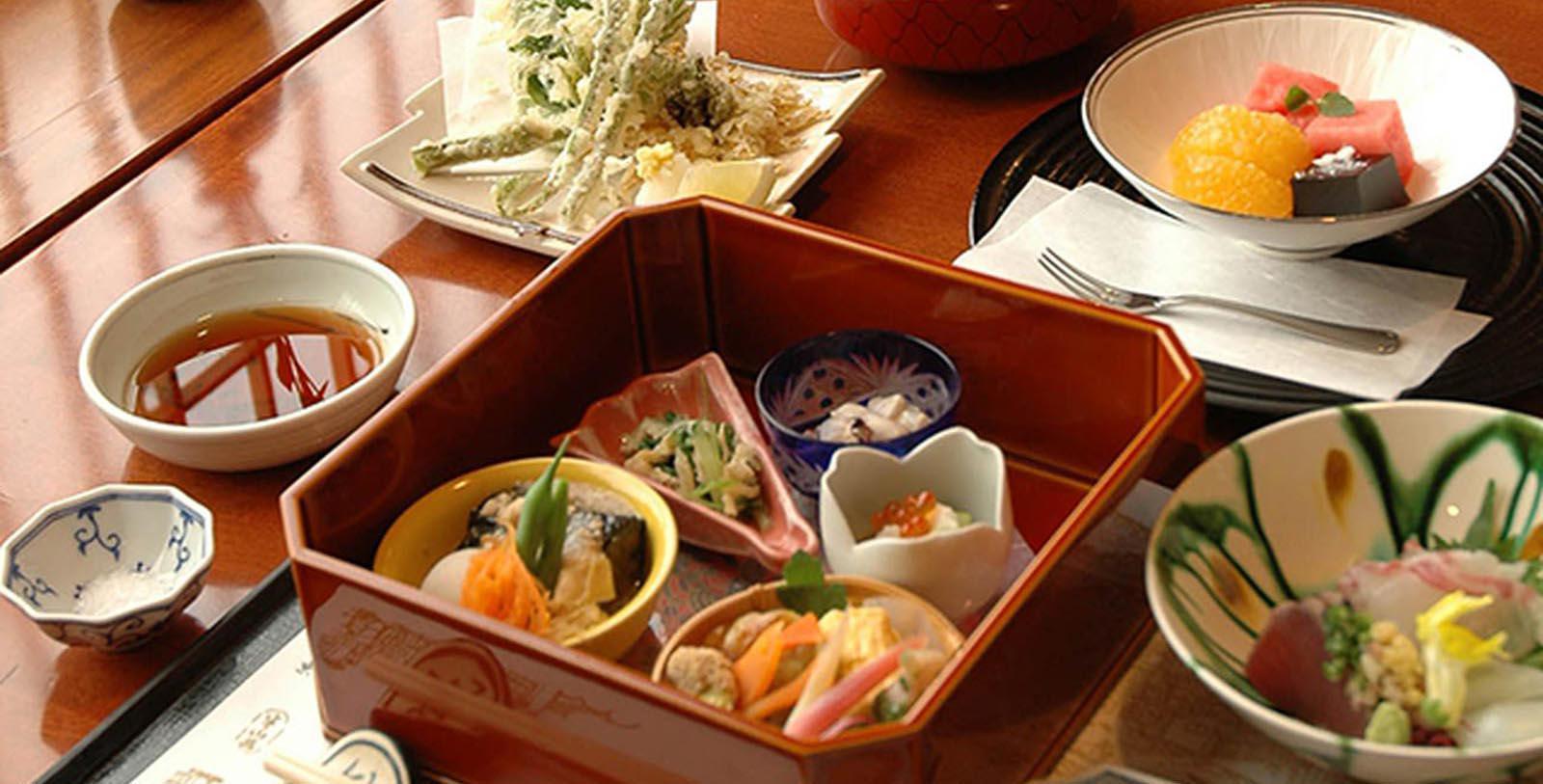 Image of Kyoto Cuisine Yugyoan Tankuma, Hotel New Grand, Yokohama, Japan, 1927, Member of Historic Hotels Worldwide, Taste