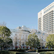 Book a stay with Hotel New Grand in Yokohama