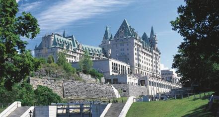 Fairmont Château Laurier  in Ottawa