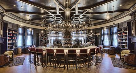 Hotel bars restaurants in qu bec city canada fairmont for Design hotel quebec