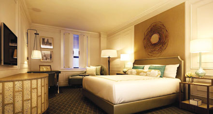 Hotel accommodations in qu bec city canada fairmont le for Chambre chateau frontenac