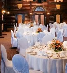 Weddings:      Fairmont Le Château Montebello  in Montebello