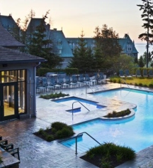 Local Attractions:      Fairmont Le Manoir Richelieu  in Charlevoix