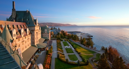 Fairmont Le Manoir Richelieu  in Charlevoix