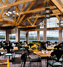 Dining at      Keltic Lodge Resort and Spa  in Ingonish Beach
