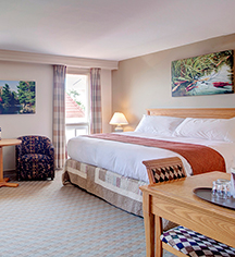 Accommodations:      Keltic Lodge Resort and Spa  in Ingonish Beach
