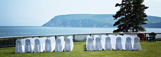 Weddings:      Keltic Lodge Resort and Spa  in Ingonish Beach