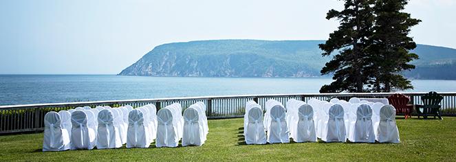 Weddings:      Keltic Lodge Resort and Spa  in Ingonish Beach