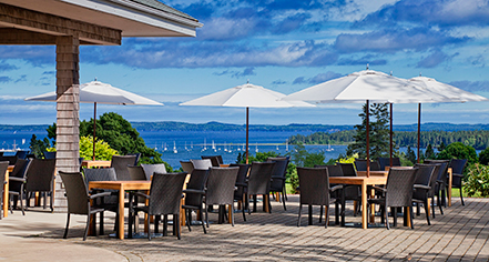 The Algonquin Resort  in St. Andrews By-The Sea