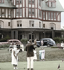 History:      The Algonquin Resort  in St. Andrews By-The Sea