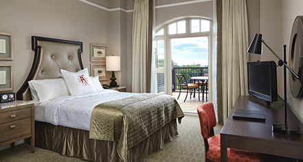 Accommodations:      The Algonquin Resort  in St. Andrews By-The Sea