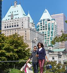 Grand Villa Hotel Vancouver