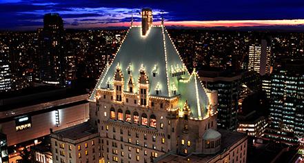 Event Calendar:      Fairmont Hotel Vancouver  in Vancouver