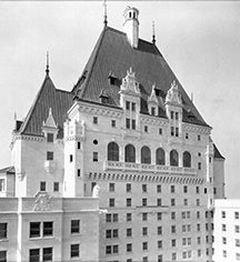 Ghost Stories:      Fairmont Hotel Vancouver  in Vancouver