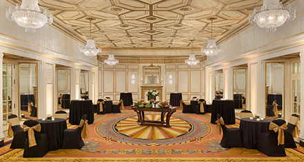 Meetings at      Fairmont Hotel Vancouver  in Vancouver