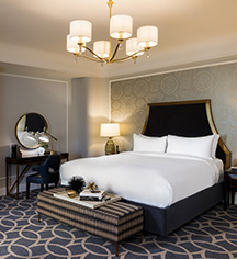Accommodations:      Fairmont Hotel Vancouver  in Vancouver