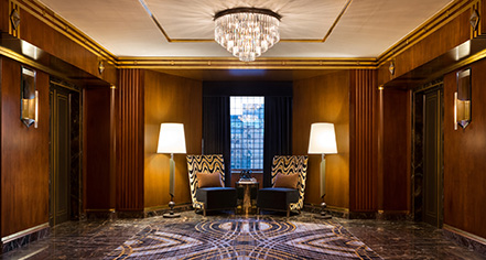Fairmont Hotel Vancouver  in Vancouver