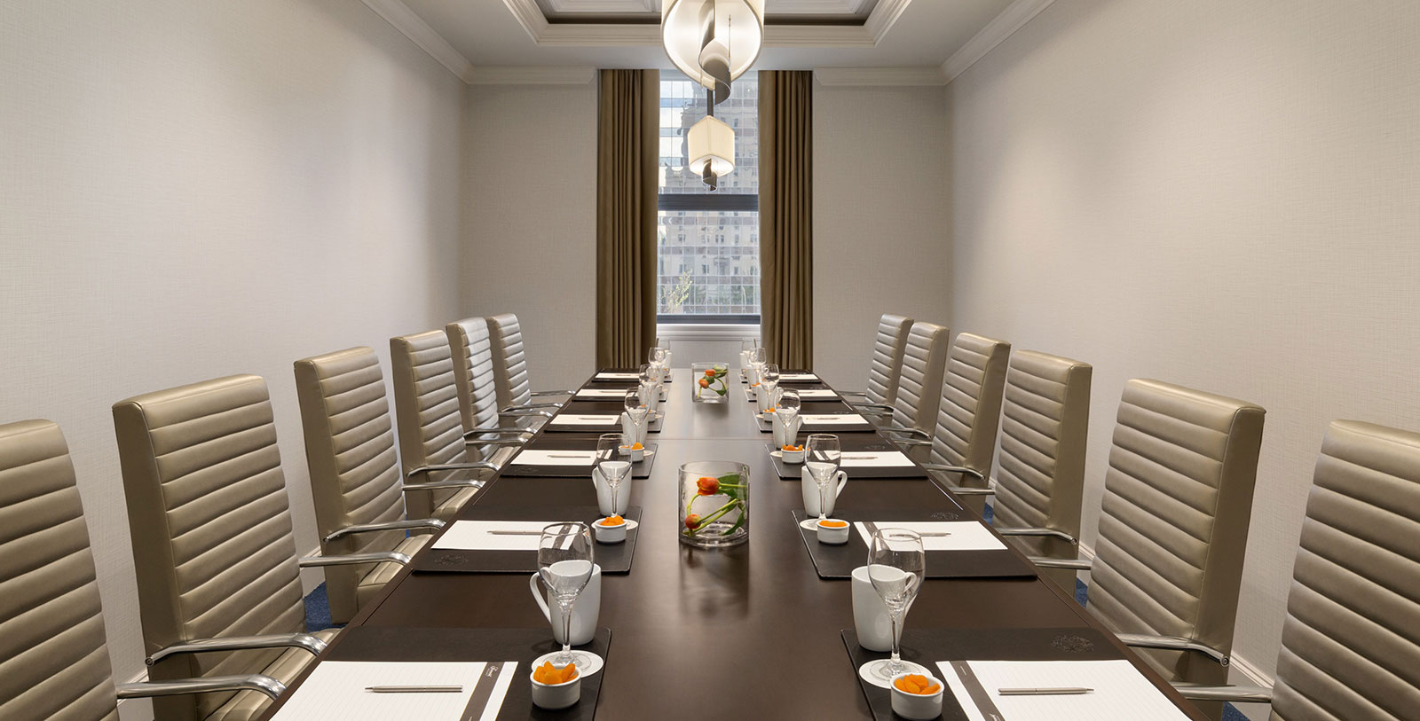 Image of Bowen Island Boardroom, Fairmont Hotel Vancouver, 1939, Member of Historic Hotels Worldwide, in Vancouver, Canada, Request For Proposal