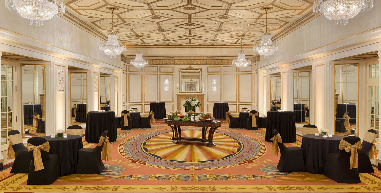 Image of Vancouver Island Room, Fairmont Hotel Vancouver, 1939, Member of Historic Hotels Worldwide, in Vancouver, Canada, Special Occasions