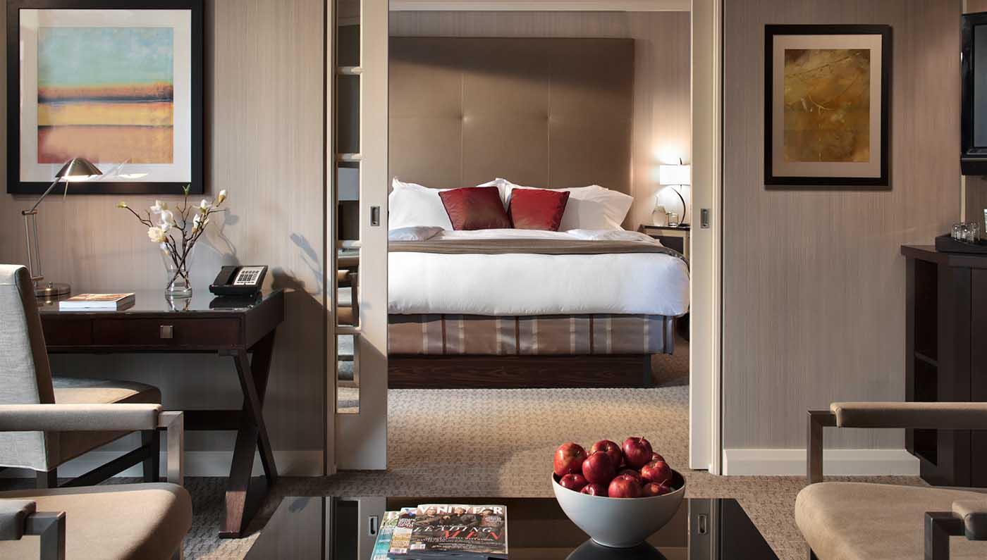 Metropolitan Hotel Vancouver In