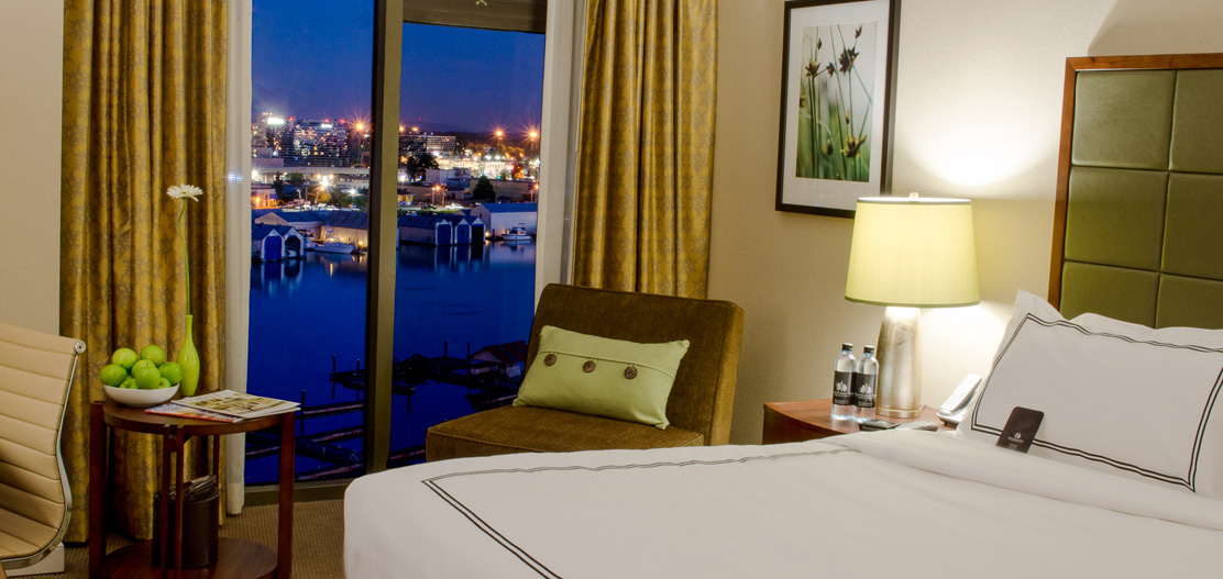 Accommodations:      Pacific Gateway Hotel at Vancouver Airport  in Richmond