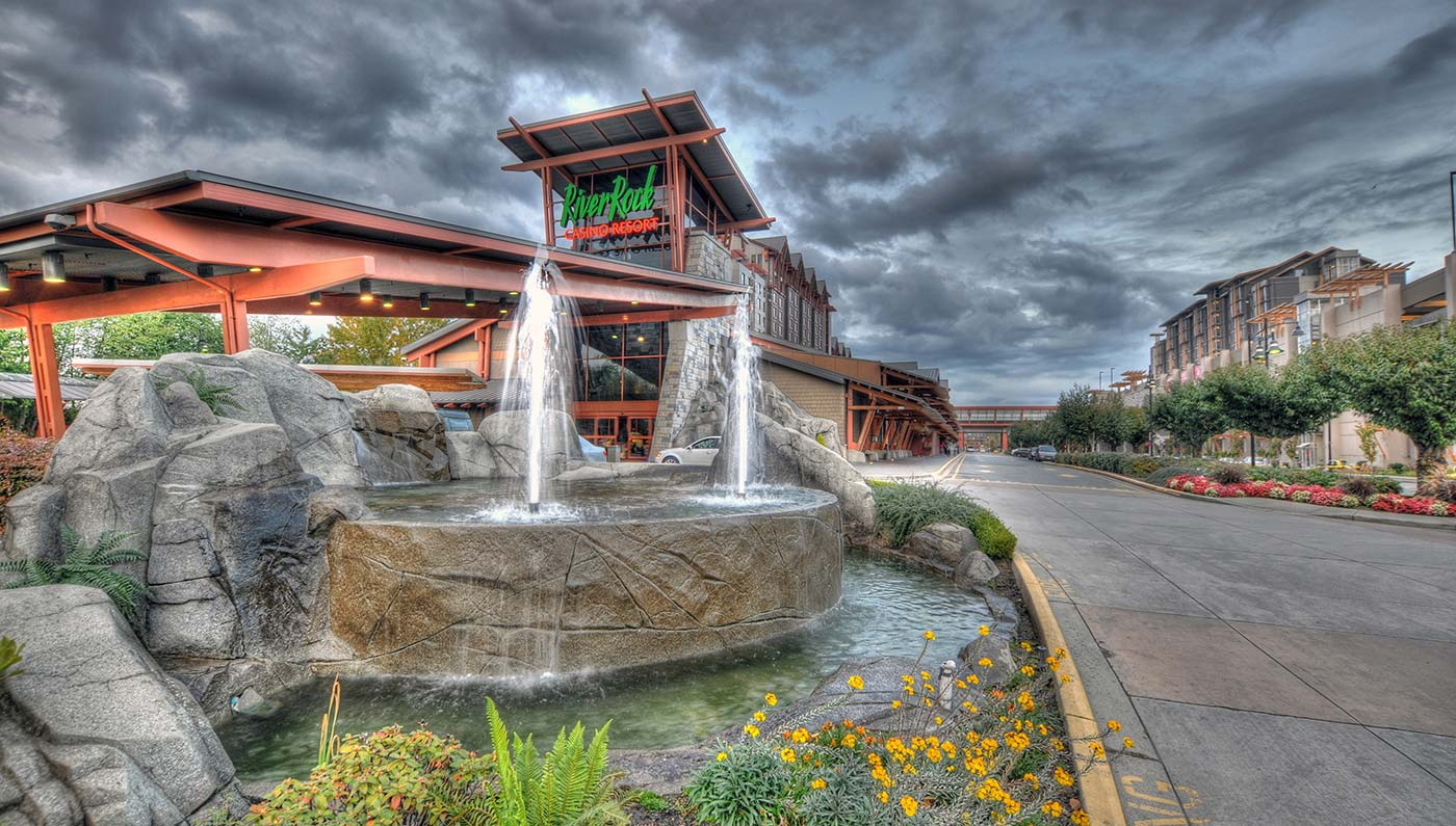 Dining:      River Rock Resort and Hotel  in Richmond