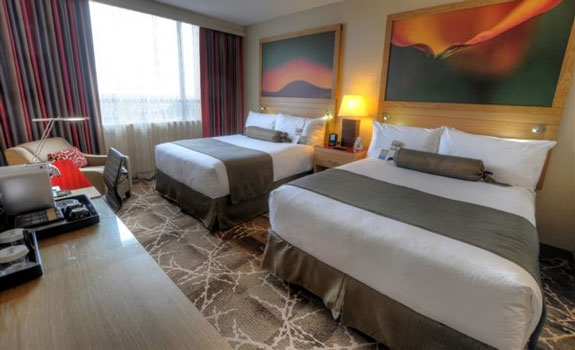 River Rock Casino Resort  - Accommodations