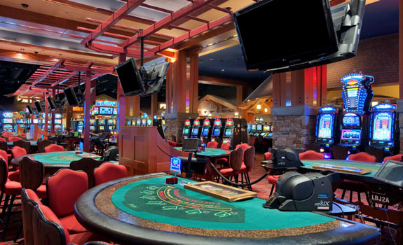 River Rock Casino Resort  - Activities