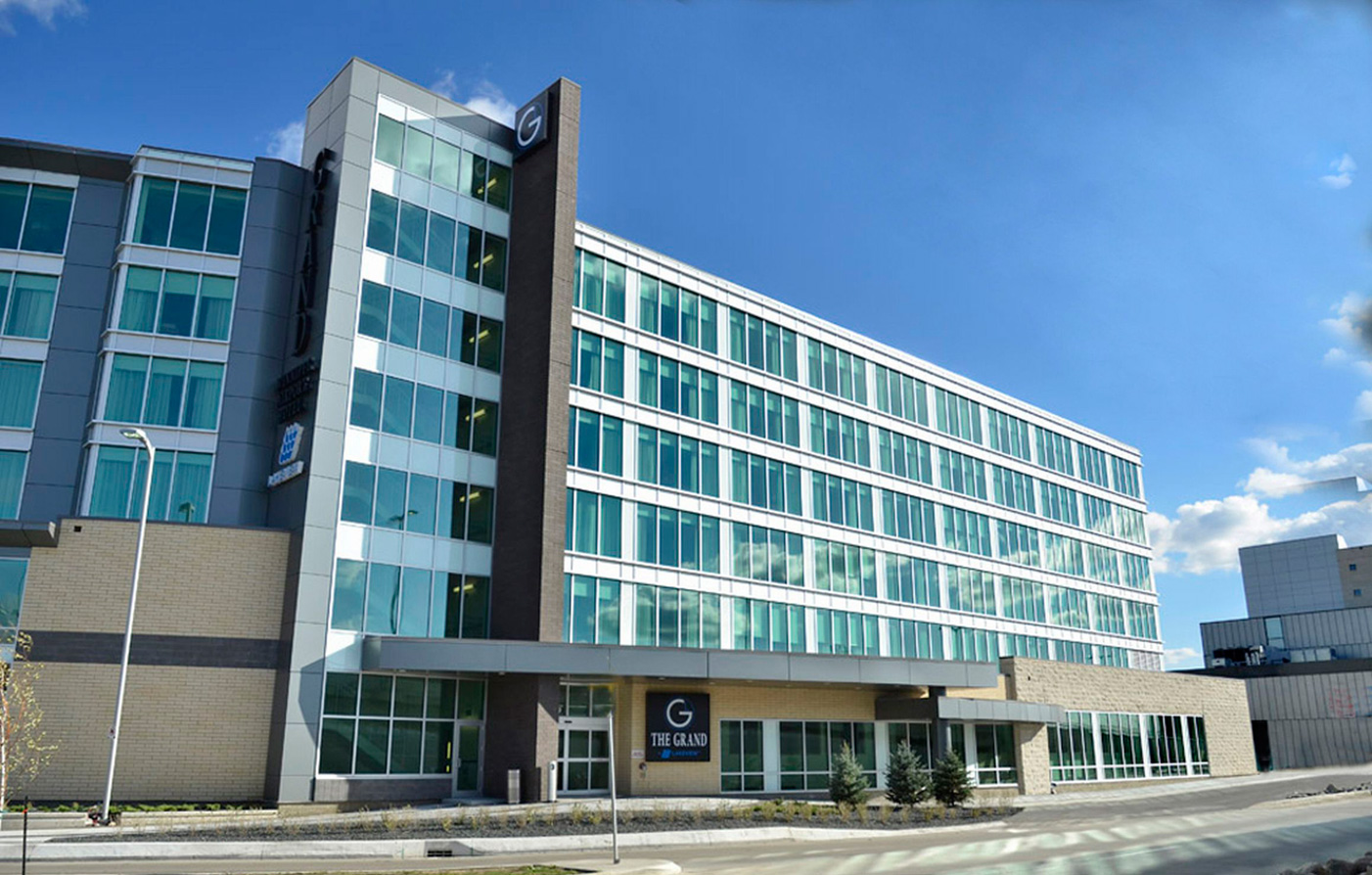 The Grand Winnipeg Airport Hotel by Lakeview  in Winnipeg
