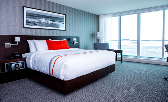 The Grand Winnipeg Airport Hotel by Lakeview  - Accommodations