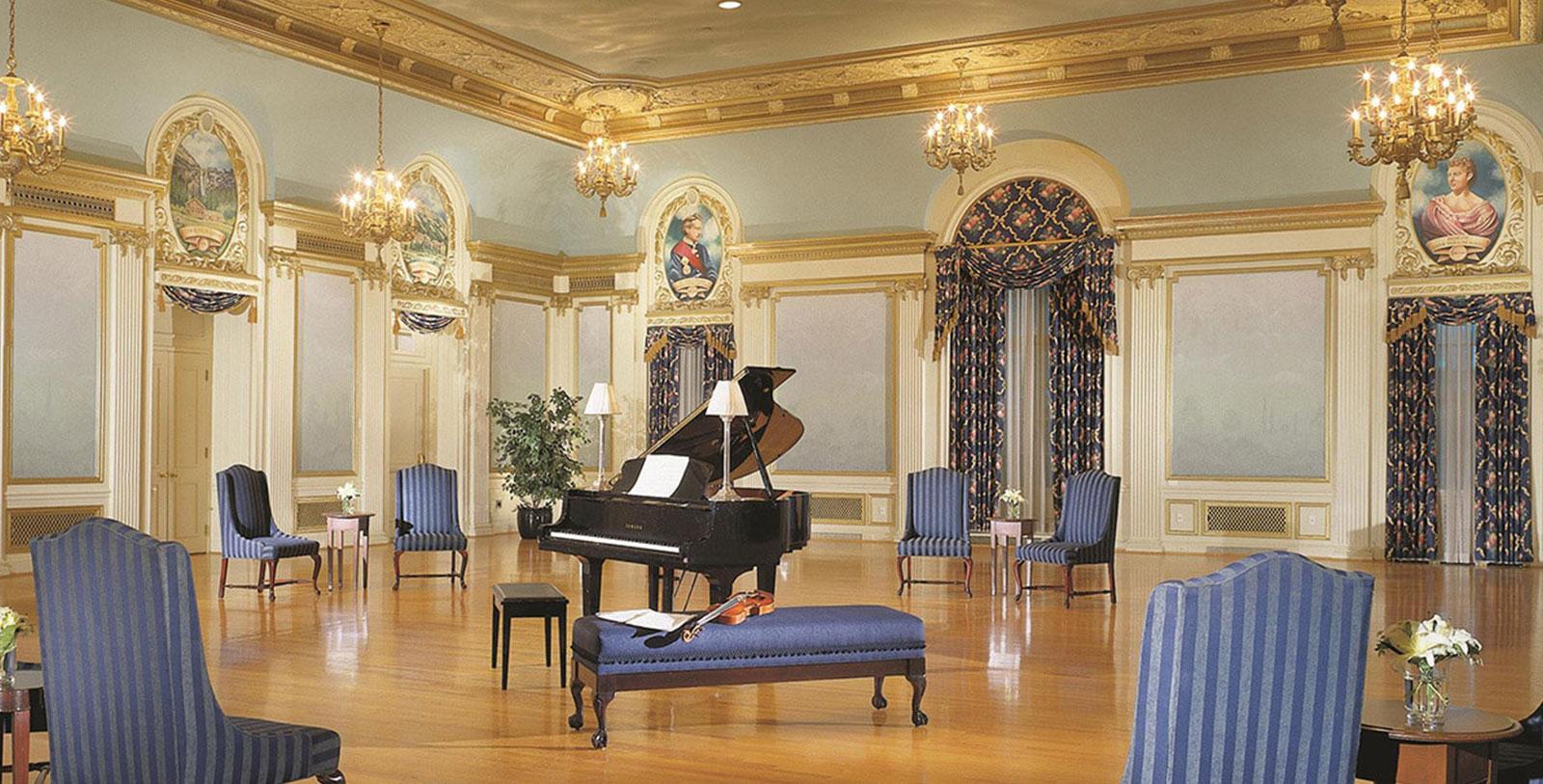 Image of Alberta Ballroom, Fairmont Palliser, 1914, Member of Historic Hotels Worldwide, in Calgary, Alberta, Weddings