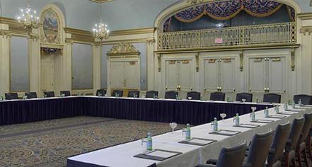 Meetings at      Fairmont Palliser  in Calgary