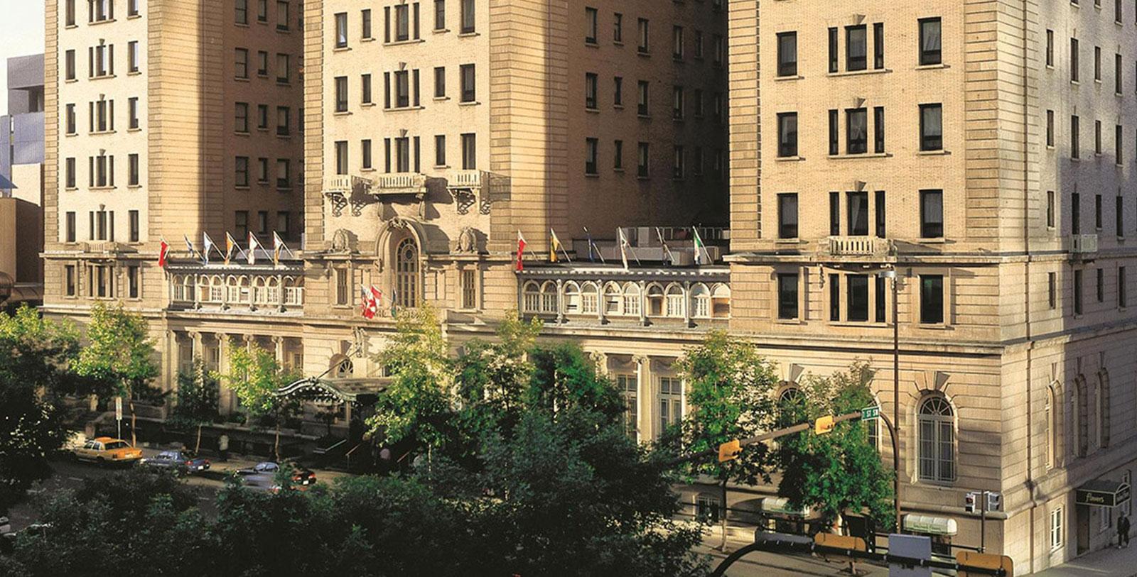 Image of Exterior, Fairmont Palliser, 1914, Member of Historic Hotels Worldwide, in Calgary, Alberta, Hot Deals