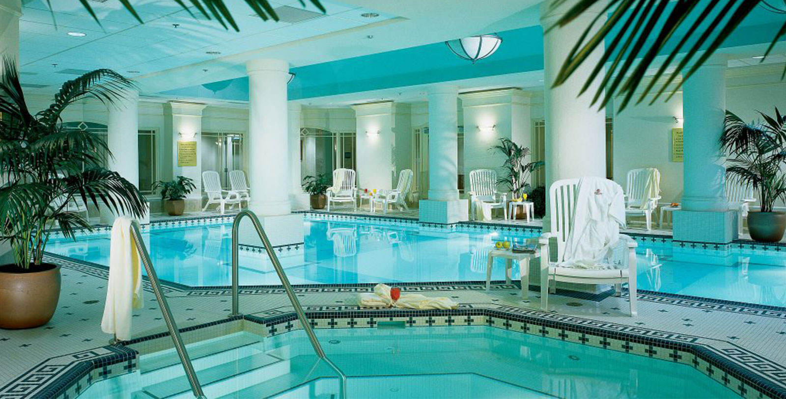 Image of Pool, Fairmont Palliser, 1914, Member of Historic Hotels Worldwide, in Calgary, Alberta, Spa