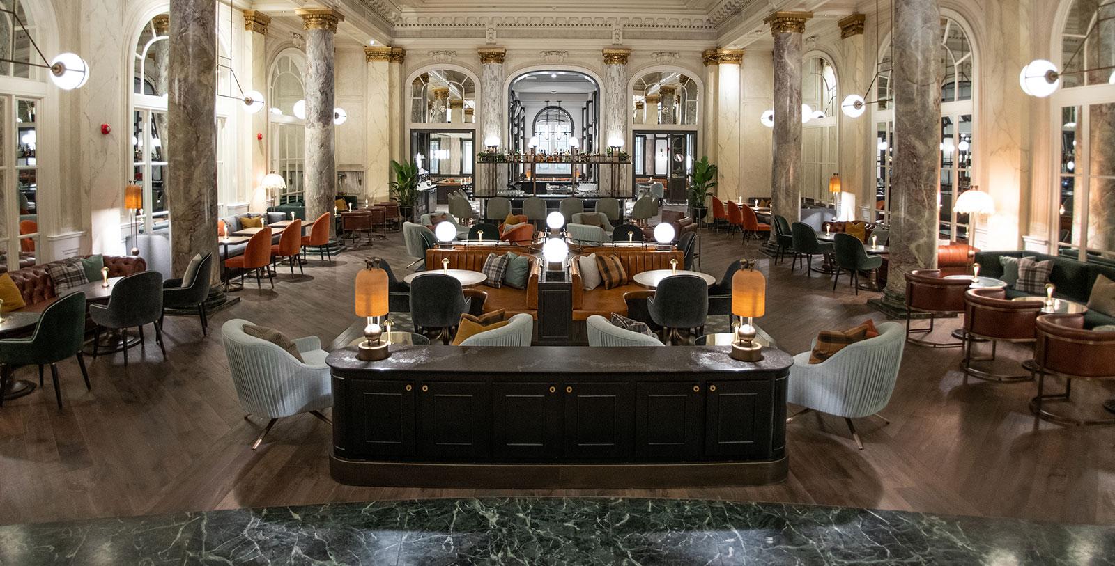Image of Hawthorn Restaurant, Fairmont Palliser, 1914, Member of Historic Hotels Worldwide, in Calgary, Alberta, Dining