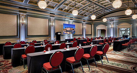 Meetings at      Fairmont Empress  in Victoria