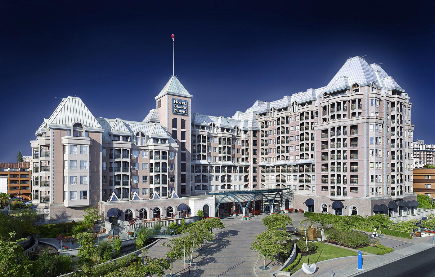 Hotel Grand Pacific Victoria Bc Reviews