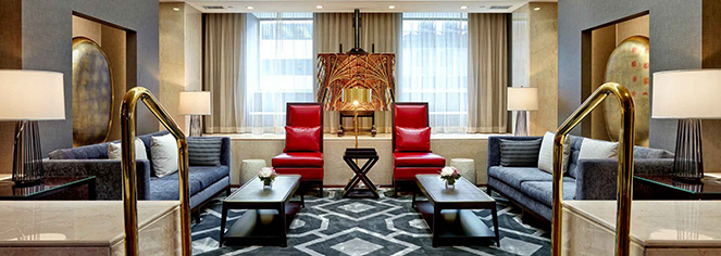 Local Attractions:      The Omni King Edward Hotel  in Toronto