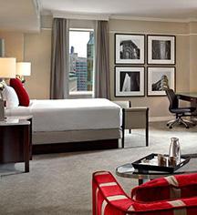 The Omni King Edward Hotel  in Toronto