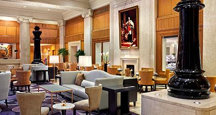 History:      The Omni King Edward Hotel  in Toronto