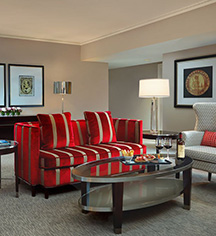 Accommodations:      The Omni King Edward Hotel  in Toronto